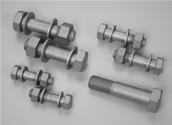 Dacrotized Hex Head Bolts